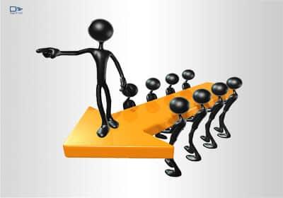 تأثیر مدیریت عملکرد با حضور یا مدیر مدبر
