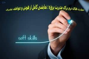 مهارتهای نرم برای مدیریت پروژه عامل افزایش بهره وری سازمانی